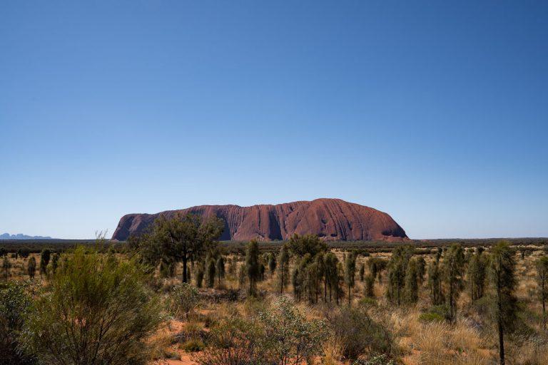 Uluru, Kata Tjuta und Kings Canyon in 3 Tagen