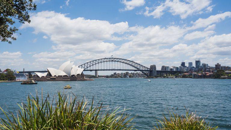 4(-1) Tage Sydney