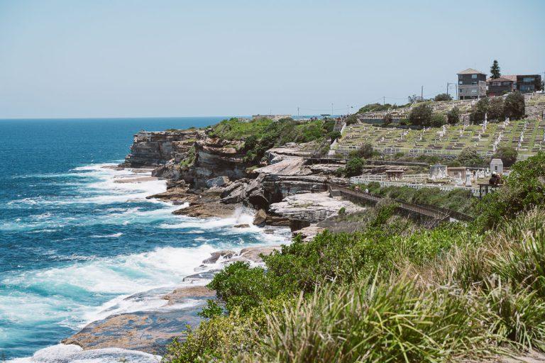 Coastal Walk Bondi Beach