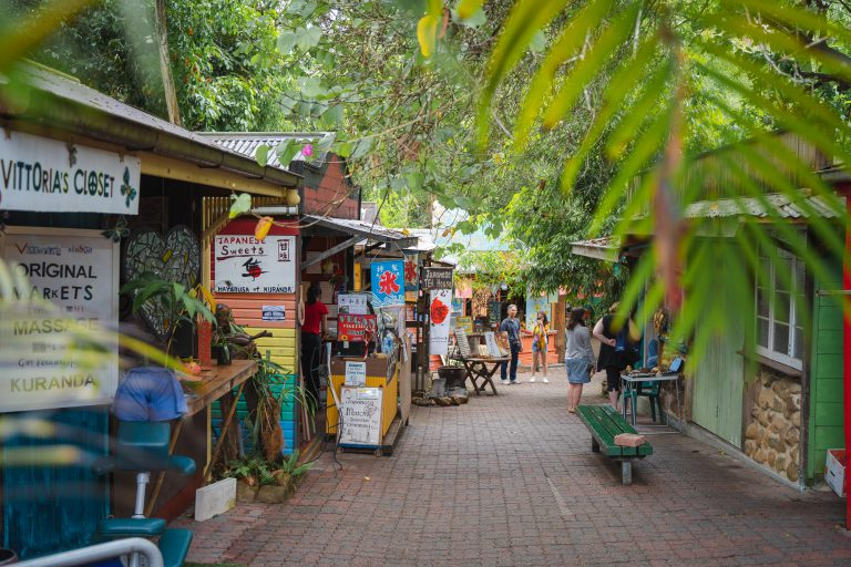 Kuranda Market