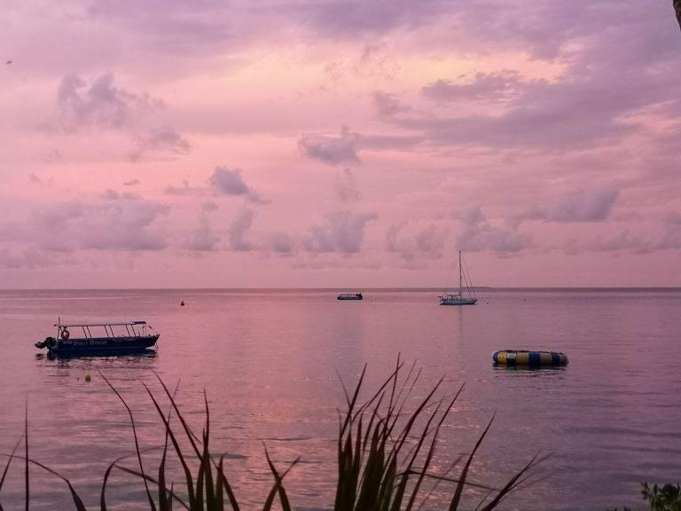 Sunset Fitzroy Island