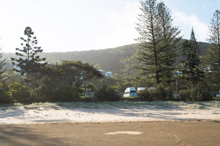 Beachside Caravan Park
