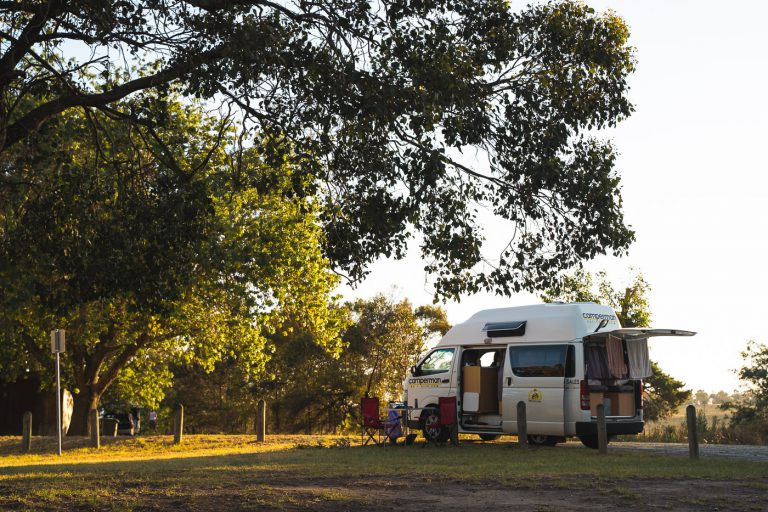 Australienreise im Camper – Alles was du zum Roadtrip Down Under wissen musst