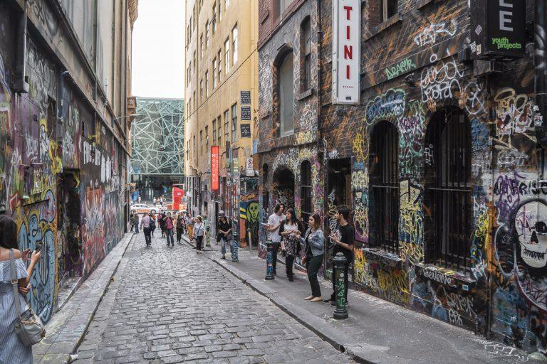 #26 Melbourne – die Hipster-Street-Art-Stadt im Süden Victorias