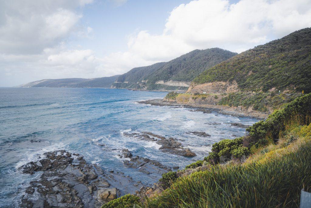 Great Ocean Road Teddy's Lookout