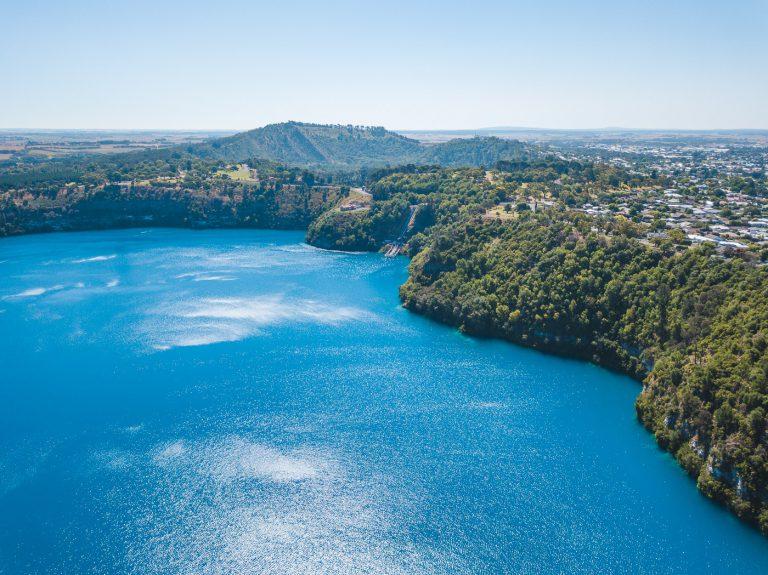 Blue Lake Mount Gambier