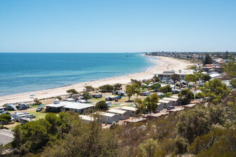 Brighton Caravan Park Adelaide
