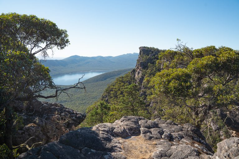 The Pinnacles Grampians