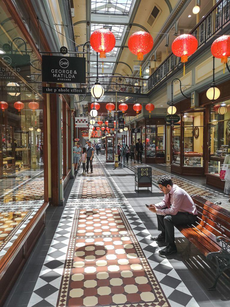 Adelaide Mall