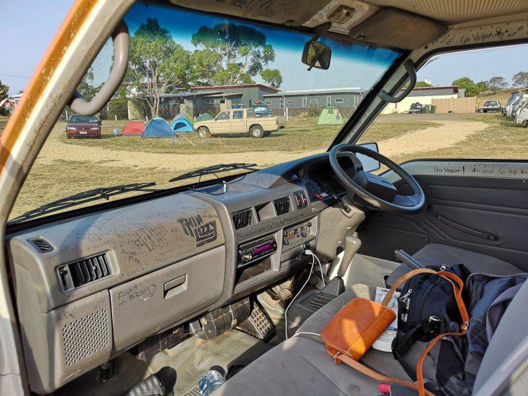 Camper mieten - Wicked Mitsubishi L 300 GLX
